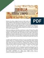 A Origem Da Biblia - artigo.doc