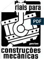ProTec - Materiais Para Construções Mecânicas