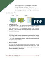 4.6 Emulsiones y sus Agentes Emulsificantes
