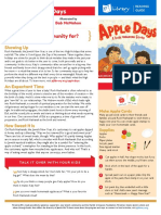 apple-days-reading-guide
