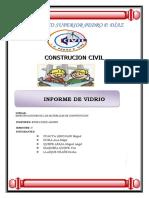 Imprimir Informe de Vidrio
