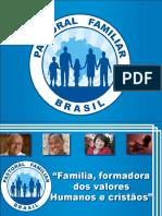 Pastoral Familiar - Apresentação Estrutura Cnbb