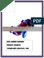 Bloque 1. El proceso Tecnológico (1)