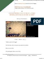Ganar Dinero Con Un Blog_ Cómo Genero 40