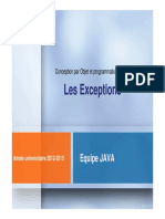 5 Exception