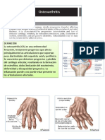 Osteoartritis Pharmacotherapy 17-I