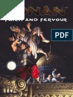Conan D20 1e Faith and Fervour