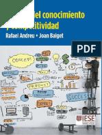 Gestión del conocimiento y competitivoidad empresarial