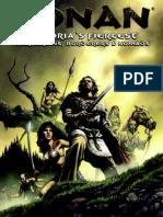 Conan D20 1e Hyboria's Fiercest - Barbarians, Borderers & Nomads