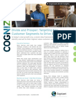 Divide and Prosper Targeting Key Customer Segments to Drive Bank Profits