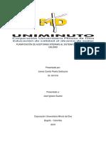 Planificación de Auditorias Internas Al Sistema de Gestión de Calidad