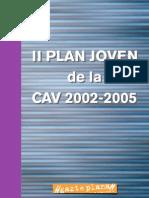 II Plan Joven