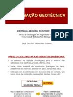INVESTIGAÇÃO GEOTÉCNICA (1)