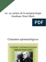 meta psicología freudiana