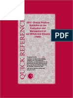 2012 Von Willebrand Disease Pocket Guide
