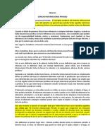 Derecho Internacional UMSA DERECHO 2019