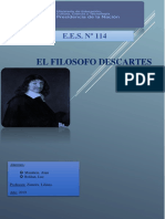 El Filósofo Descartes