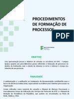 Apresentação sobre Procedimentos de Formação de Processos.pdf