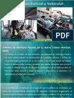 Identificacion Policial y Vehicular 2019