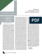 Análisis Laboral - 549-2009 -AA - Embarazo - Despdo y Cese - Efectos
