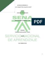 """Evidencia 2 Infografía """"Índices de Gestión de Servicio"""""""