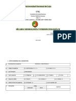 Silabo Semiologia y Fisiopatologia II. Agosto 2019. (1)