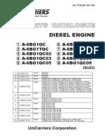 Manual de Motor FD80Z8