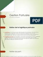 409130079 GL Gestion Portuaire