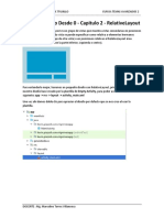 Android Studio Desde 0 - Capitulo 2 - RelativeLayout.pdf