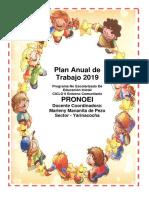 Pat Pronoei 2019