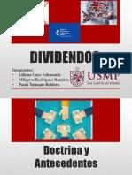DIVIENDOS-CDI´S-USMP.ppt