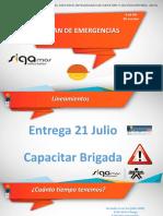 20. Sgsst - Plan de Emergencias