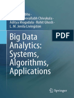 Springer-Big Data Analytics Systems, Algorithms, Applications