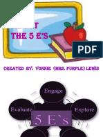 The 5 E 1.pptx