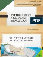 Introducción Obras Hidráulicas