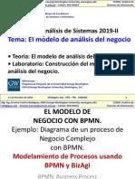 Tema-6 Prof. ErnestoCR Modelo de Análisis Del Negocio