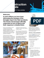 QBE Casualty Risk Management Construction Newsletter June 2010
