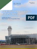 Air Traffic Control Organization Innovation