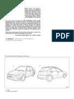 Subaru Impreza Owners Manual 2007