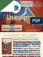 2- Jesucristo - Formación de Los Evangelios