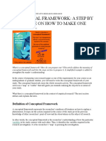 Conceptual Framework A Step by Step Guide on How to Make One.docx