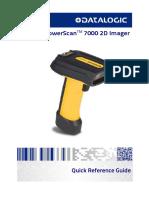PowerScanTM 7000