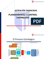Planeamiento y Control Financiero UCV