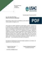 Carta Clasificacion Residuos
