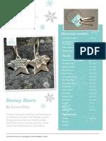 Snowy Stars