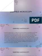Darkfield Microscopy