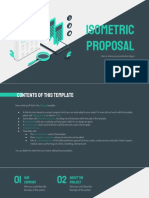 Isometric Proposal by Slidesgo