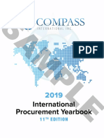 International Procurement Sample 3