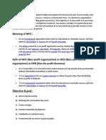 200112402-presentation-on-Non-profit-Organisation.docx
