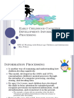7. PP Information Processing and Language Development (2)